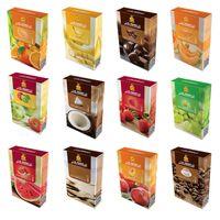 narenciye aromaları toptan satış-Arap Cam Vazo Nargile Araçları için İthal Al Fakher 50g Çeşitli meyve lezzetleri mevcuttur