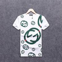 conception de chemises 3d achat en gros de-Nouvelle arrivée conception 3D en 2019 hommes de haute qualité coton à la mode T-shirt pour hommes T-shirt pour hommes designer t-shirts BB6631