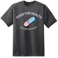 gute kostenlose filme großhandel-Akira-Film-Pillen der Männer gut für Gesundheit T-Shirt Manga Mania Kaneda japanische Film-Mann-Frauen-Unisexart und weiset-shirt