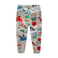 Wholesale baby girl clothing winter for sale - Baby Pants Kids Trousers Baby Clothing Boys Tights Girls Pants Kids Leggings Printing Flower Cartton Pattern