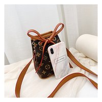 Wholesale kids draws for sale - Group buy Promotion Newly arrived letter Draw kids small backpack PU leather lady bag travel bags lady grey brown