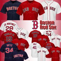 ingrosso baseball jersey 15-Maglie Red Sox 19 Maglia Jackie Bradley Jr 50 Maglia Mookie Betts 34 Maglie Ortiz 15 Dustin Pedroia 9 Ted Williams 15 Pedroia 16 Benintend