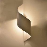 appliques murales en miroir achat en gros de-Lampe murale moderne Led miroir applique pour la maison éclairage décoration luminaire chambre lampe de chevet escalier intérieur mur luminaires