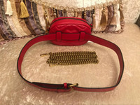2019 New Fashion Handbags Women Bags Waist Bag Fanny Packs Lady's Belt Bags Women's Classic Chest Handbag Free Shipping