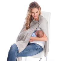 gasa vestidos cortos cola al por mayor-Ropa de maternidad de lactancia Materna maternidad embarazo raya bolsillos Tops con capucha Tops Sudaderas Ropa Envío gratis CALIENTE
