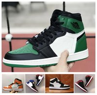 Wholesale designers leather shoes resale online - Retro Banned Bred Toe Chicago Shadow OG s High Game Royal Blue men women basketball shoes sports designer sneakers size