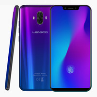 leagoo phone großhandel-LEAGOO S10 4G 6,21 Zoll 19: 9 Display Android 8,1 6 GB RAM 128 GB ROM 9 V / 2A 20 MP Fingerabdruck Wireless Charging 4050 mAh Handy