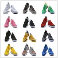 ingrosso scarpe da basket kd scarsa taglia-Kevin Durant 11 Generazione di combattimento Stivali KD Combinazione di colori Nuovo taglio basso Sport Sneakers Durantula pallacanestro scarpe di alta qualità delle scarpe casuali