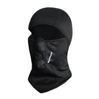 chapéus de snowboard venda por atacado-Inverno Quente Cap Máscara de Esqui Esporte Ao Ar Livre Térmica Lenço de Snowboard Caminhadas Chapéu Da Motocicleta Máscara de Lã