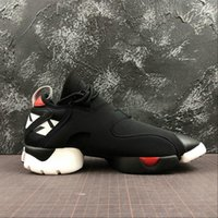 Wholesale y3 trainers resale online - Y QASA RACER kohna Light Sneakers Breathable Mens and Women Casual Shoes Couples Y3 Outdoor Trainers s02
