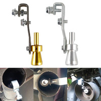 Wholesale fake blow off valve sounds resale online - Car Turbo Sound Whistle Exhaust Pipe Tailpipe Fake Blow off Valve Simulator