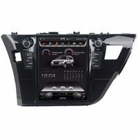 radio de coche de corola al por mayor-Pantalla vertical 9.7