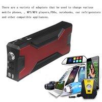 зарядное устройство multi pack оптовых-18000mAh Автомобильное зарядное устройство Pack Jump Starter Многофункциональный автоматический банк аварийного питания для запуска автомобиля