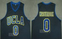 Wholesale ucla jersey for sale - Group buy Russell Westbrook UCLA Bruins College Black Retro Basketball Jersey Men s Stitched Custom Number Name Jerseys