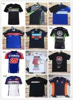 t рубашки разных стилей оптовых-12 различных стилей всадника верхом футболку внедорожных мотоциклов с короткими рукавами футболки YAMAHA одежды скорость капитуляция Для любого места.