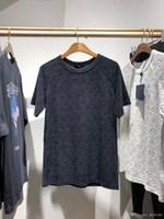 europäische amerikanische hemdgrößen großhandel-2019SS angel Neues europäisches und amerikanisches Herrenbaumwollkönigreich US-SIZE T-Shirt, kurzärmeliges Herren-T-Shirt für Männer KOSTENLOSER VERSAND 698