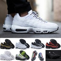 Wholesale 9 Men Running Shoes s Triple Black White Laser Fuchsia Red Orbit Bred Aqua Neon Mens Trainers Sports Womens Sneakers Size RG03