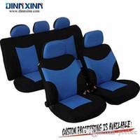 tejidos profesionales al por mayor-DinnXinn TY003 Buick 9 piezas juego completo toalla tejida cubierta de asiento de coche profesional proveedor de China