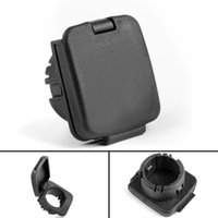 Wholesale Areyourshop Car For Expedition Console Power Outlet Cover BB5Z A487 BA For Ford F150 Car Auto Accessories Parts