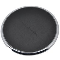 Wholesale lighted charger iphone for sale – best Fast Qi Wireless Phone Charger Portable Fantasy crystal Universal LED Lighting Tablet Charging For iPhone pro max X Plus Samsung galaxy
