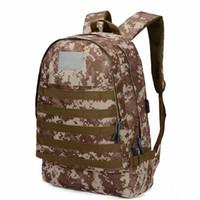 molle assault backpack venda por atacado-Mochila Nível 3 Molle Assault Pack em PUBG