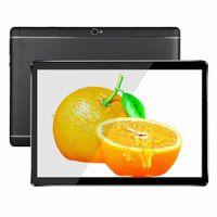 pulgadas tablet wifi 4g al por mayor-10.1 Android 7.0 Tablet PC 64GB Core 10 pulgadas HD WIFI 2 SIM 4G