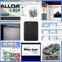 Wholesale Alldata auto Repair Soft ware all data v10 Mi tchell heavy truck atsg in1 TB HDD for all cars trucks