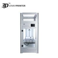 impresoras de cristal de metal al por mayor-Jenny 4 Z370 ABS Filamento PLA Extrusora de 1.75 mm de alto Accuray 3D Impresora