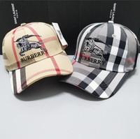 ingrosso donne di bowlers cappello-Berretti da baseball monogramma in cotone di marca per uomo e donna cappelli pieghevoli ombrelloni da spiaggia nero pescatore in vendita cappelli berretti da uomo pieghevoli
