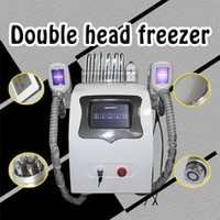 Wholesale new medical devices resale online - 2019 New fat freezing slimming machine with cryolipolysis technology handles fast weight loss device coolshape