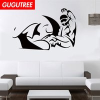 himmel sport ski großhandel-Dekorieren Home Ski Cartoon Kunst Wandaufkleber Dekoration Decals Wandmalerei Removable Decor Wallpaper G-2197