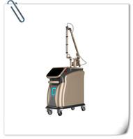 q cambio de venta de laser yag al por mayor-Sanhe Mejor máquina de eliminación de tatuajes láser nd yag 532nm 1064nm pico láser Q-Switched, láser de picosegundo para la venta
