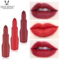 Wholesale dark purple black lipstick for sale - Group buy Cheap Price Lipstick Color Dumb Photon Warhead Hot Cheap Cosmetics Original Single Beauty Lipstick DHL Shipping