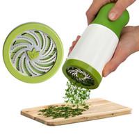 sebze değirmeni toptan satış-1 Adet Herb Öğütücü Baharat Değirmen Maydanoz Parçalayıcı Kıyıcı Mutfak Herb Kıyıcı Rende Peynir Rende Sebze Araçları