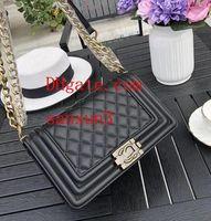 ingrosso nuove borse a crochet-Nuove borse di moda donna di marca Hot Fashion Ladies Genuine Leather Crochet Decoration Messenger Shoulder Bag Sac à main de luxe B- @ 26