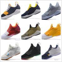 a58f86f2e78 2018 Paul George PG1 running shoes Ferocity Men s Basketball Shoes Cheap  Sale PG 1 Los Angeles Home men Sport shoe Sneaker Size 40-46