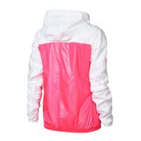 Wholesale polyester sport jackets for women for sale – winter Brand Designer Jackets Women Fashion Tide Female Jacket Sport Outdoor Windbreak Coat for Women Sportwear Clothing Size M XL