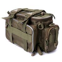 комплект талии для рыболовных снастей оптовых-Рыболовные снасти сумка пакет талии плечо катушка приманки передач сумка для хранения сумка # 861485