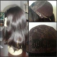 10A Grade Jewish Wig 4x4 Silk Top Fine Sheitels Finest European Virgin Human Hair Kosher Wigs Fast Express Delivery