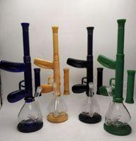 bong de 19 polegadas venda por atacado-19 polegadas mais bongo de vidro da cor Bongo de vidro da máquina para a venda junção fêmea do craftsmanship 14mm