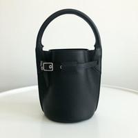 Wholesale latest designs ladies handbags for sale - Group buy 19 latest brand design fashion luxury bucket bag ladies handbag shoulder Messenger bag top quality DHL