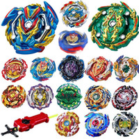 Wholesale top toy beyblade for sale - Group buy Newly All Models Launchers Beyblade Burst GT Toys Arena Metal God Fafnir Spinning Top Bey Blade Blades Toy Retail