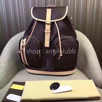 Wholesale girls school back pack for sale - Group buy backpack for men retail fashion Back Pack Fashion bags women Backpack for Men Bags school Bags Unisex Shoulder Handbags