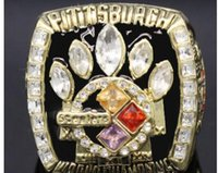 8e4dcf0f7 Wholesale bowl championship ring for sale - New Steelers Super Bowl World  Championship Ring Classic Popular