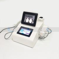machine de levage de cou de visage achat en gros de-Machine d'ascenseur de visage de HIFU pour la peau de cou soulevant serrant l'ultrason focalisé facial d'intensité élevée HIFU Liposonix amincissant la machine