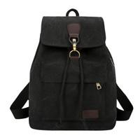 kahverengi pu deri kadın sırt çantası toptan satış-Xiniu 2019 Seyahat Kadınlar PU-Deri Sırt Çantası Kız Okul Çantası Sırt Çantası Öğrenci Anti-Hırsızlık Sırt Çantası Siyah Kahverengi sırt çantası