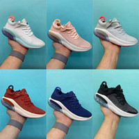 a3 kutu toptan satış-Kutu Çocuk Joyride Run FK Minik köpük Koşu Ayakkabı Kız Erkek Sinek Örme Çocuk Ayakkabı Siyah Büyük Çocuk Beyaz Platin Sneaker Boyut 28-35 ile