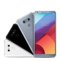 celulares lg desbloqueado venda por atacado-Original Desbloqueado LG G6 Celular 4G RAM 32G ROM Quad-core 13MP 5.7 '' Snapdragon 821 4G LTE telefone Móvel Android LGG6 telefone