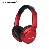 Wholesale sd card wireless music headphones resale online - K10 Headphones wireless Fashion sport Bluetooth Over ear headphone with sd card stereo music wireless headphone retail package car