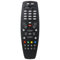 unidade remota venda por atacado-Smart TV controle remoto substituição Televisão Unidade de Controle Remoto Preto Todas as funções para DM800 Dm800hd DM800SE HDTV